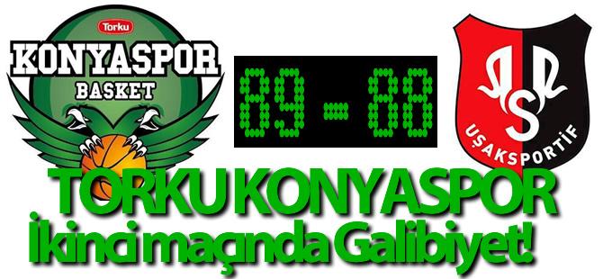 Uşak Sportif 88 – 89 Torku Konyaspor