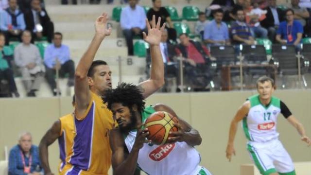 Torku Konyaspor 67 – 81 Royal Halı Gaziantep Basket