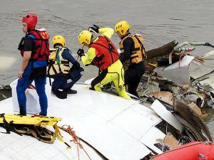Tayvan'da uçak kazası: 9 ölü